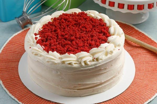Round Birthday Buttercream Cake