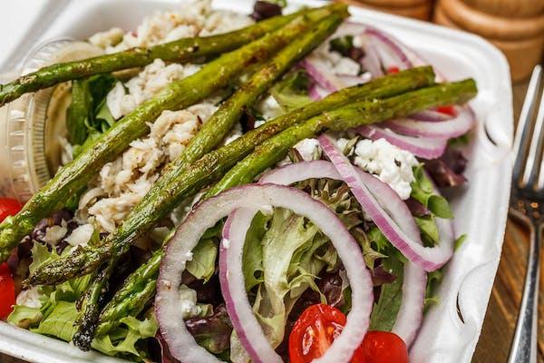 Crabmeat & Asparagus Salad
