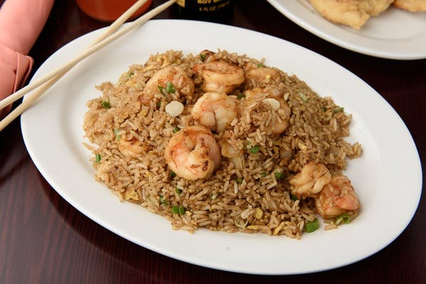74. Shrimp Fried Rice