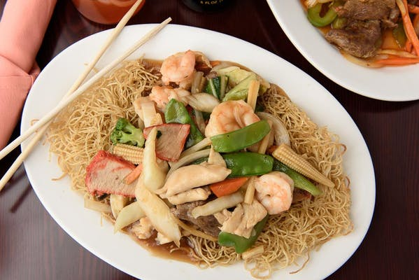 88. Cantonese Chow Mein