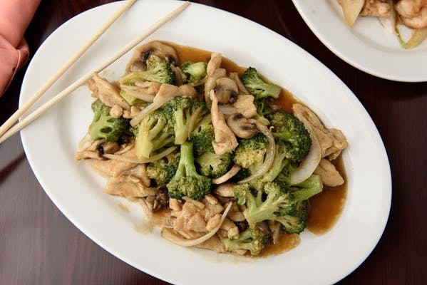 98. Broccoli & Chicken