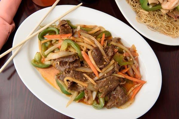 121. Mongolian Beef