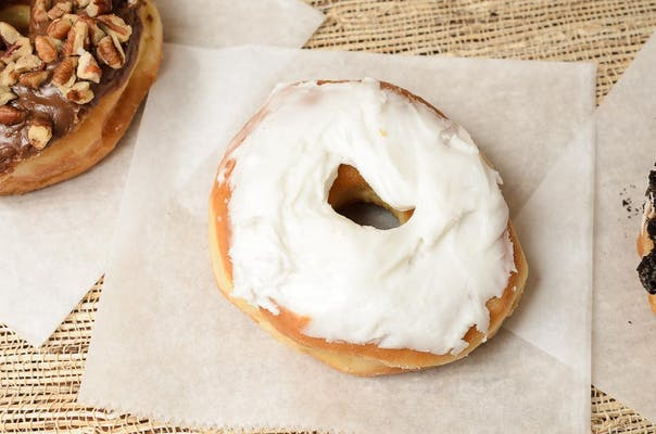 White Holland Donuts