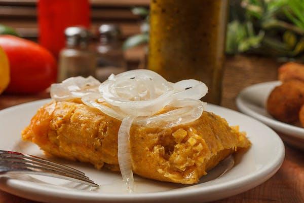 Cuban Tamale