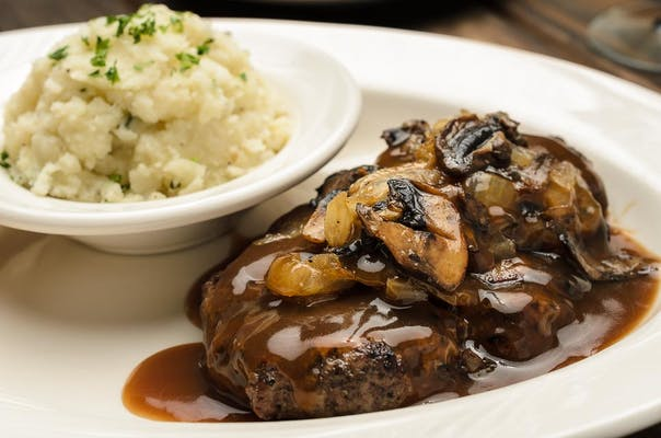 Chopped Sirloin Steak