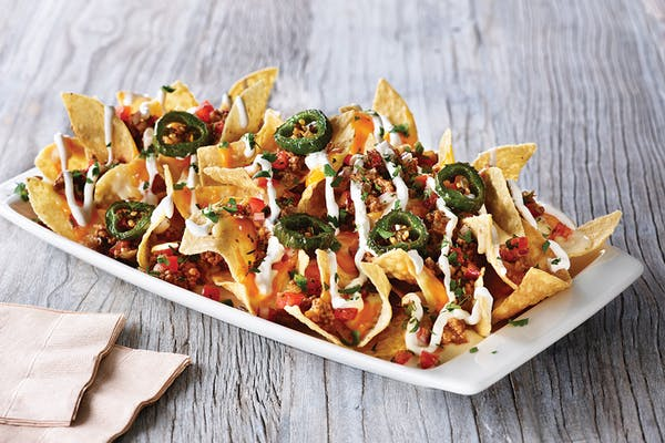 Neighborhood Beef Nachos