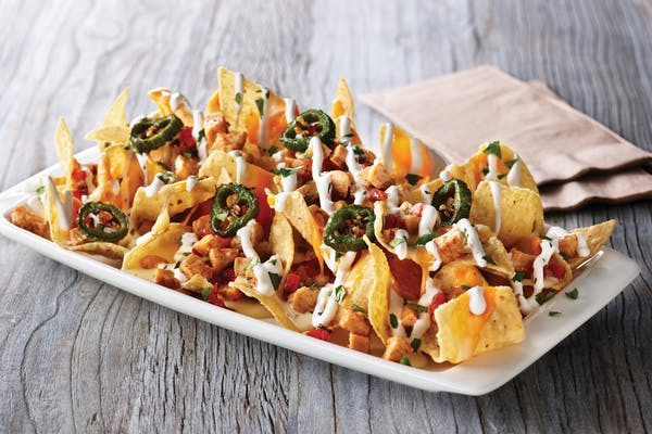 Neighborhood Chicken Nachos