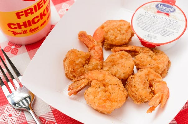 Fried Shrimp Only