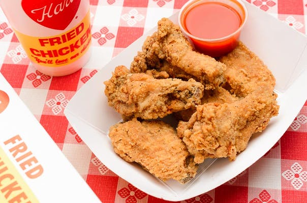 (6 pc.) Just Party Wings