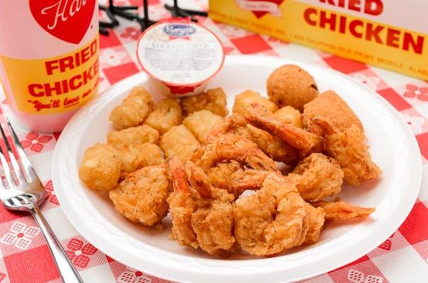 Fried Shrimp Snack