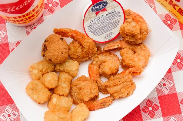 Kid's Shrimp Meal