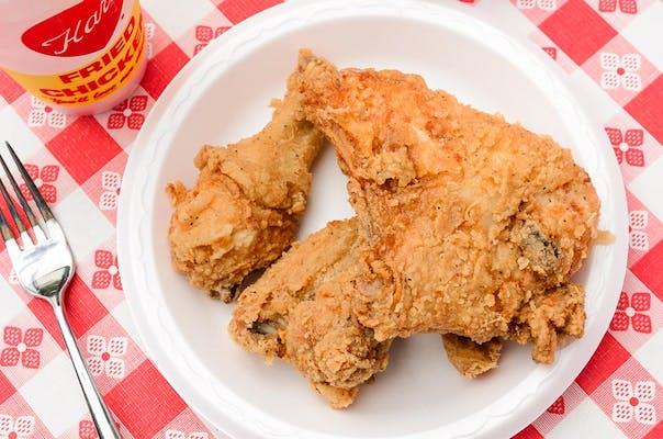 (3 pc.) Fried Chicken & (3) Veggies