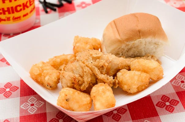 Kid's Fried Chicken Meal