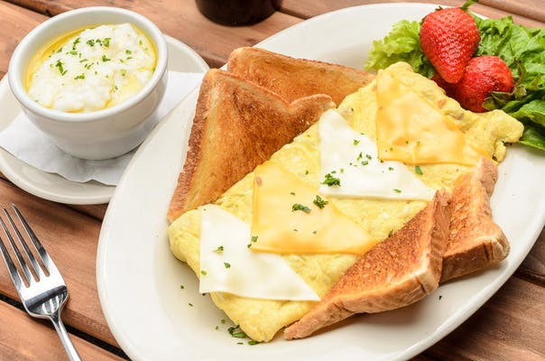 Omelette Breakfast