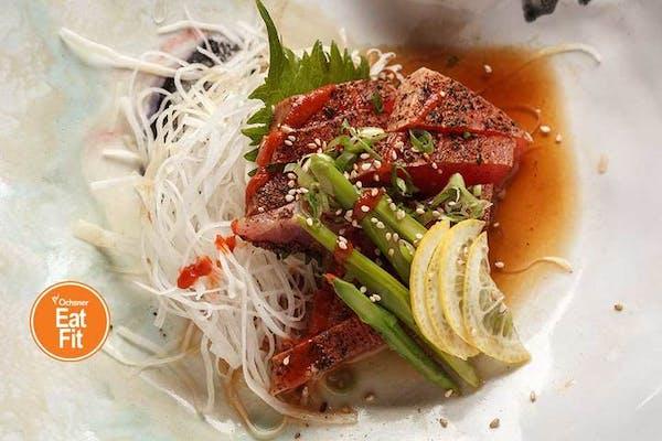 Cajun Tuna Tataki (Small Plate)