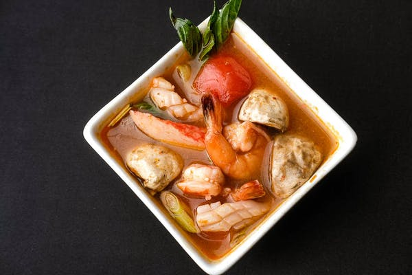 18. Seafood Combination Soup