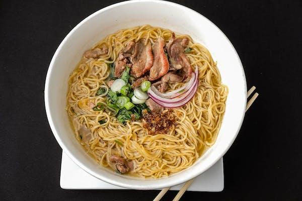 22. Duck Noodle Soup