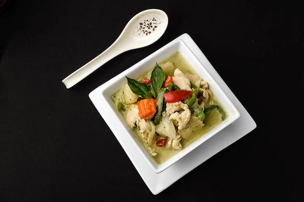 41. Green Curry