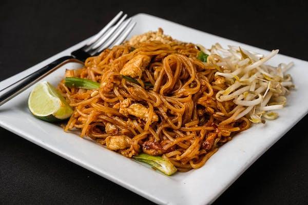 47. Phad Thai Noodles