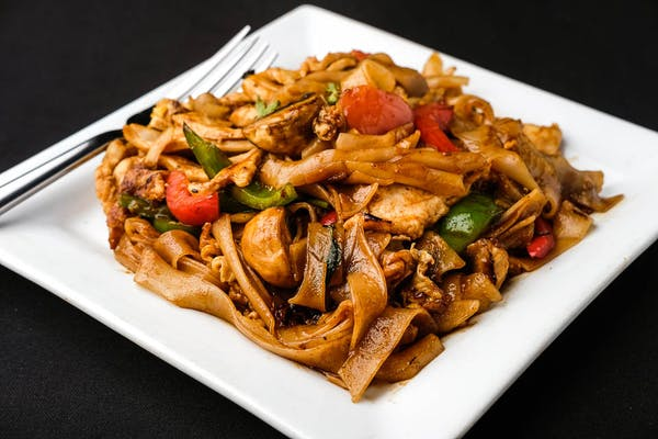 50. Phad Kee Maow Noodles