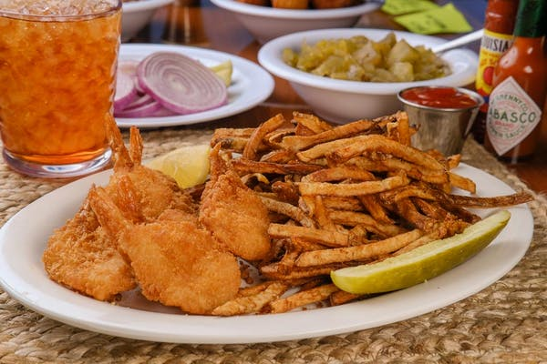 Jumbo Fried Shrimp Dinner