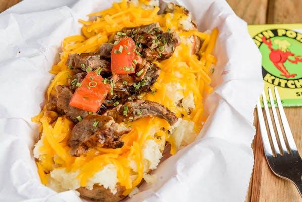 Steak-N-Gravy Potato