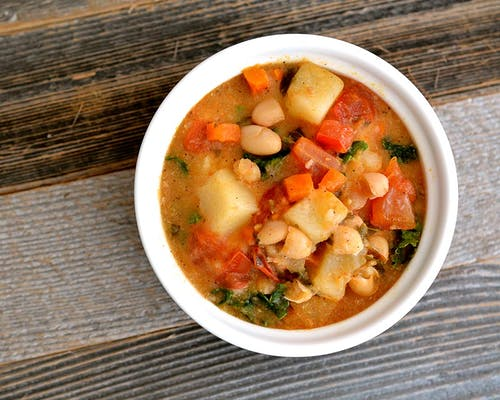 Chipotle White Bean Soup