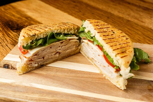 Cajun Turkey Sandwich