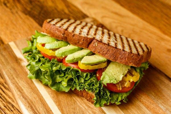 Veggie Lover Sandwich