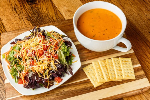 Pick Two: Sandwich, Soup & Salad Combo