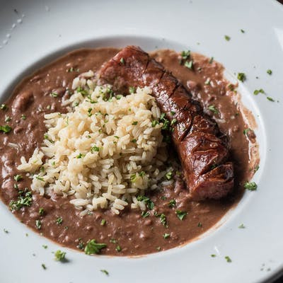 New Orleans Famous Red Beans & Rice