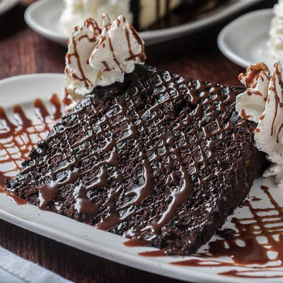 Big Al's Chocolate Fudge Cake