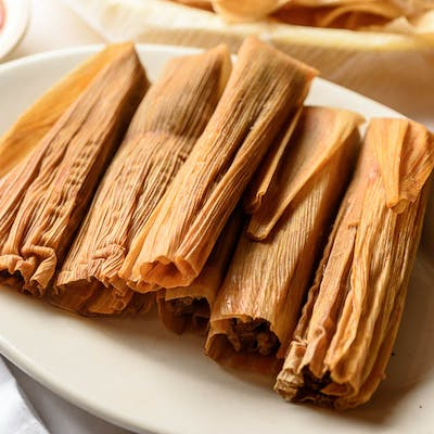Tamale Dinner (Saturday Special)