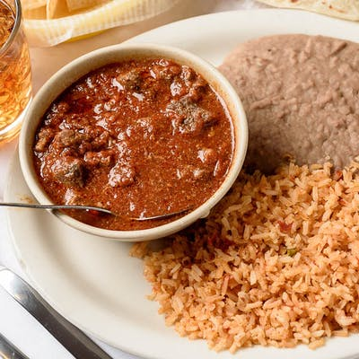 #11 Carne Guisada Dinner