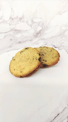 Keto Chocolate Chip Cookie  (2 per package)