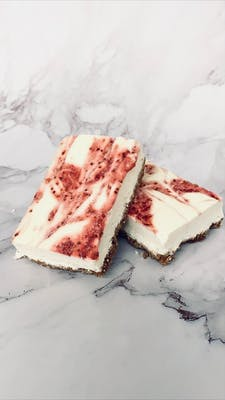 Keto Strawberry Cheesecake Bars (1 per package)