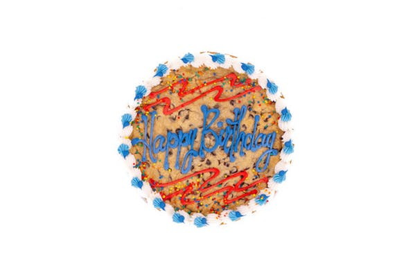 "(12"") Round Cookie Cake (serves 15)"