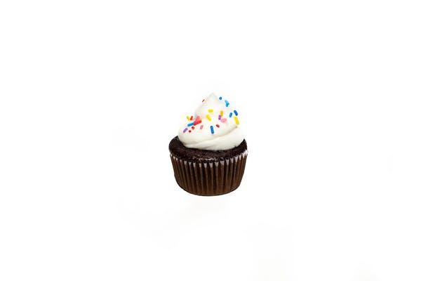 Chocolate Cupcake with Vanilla Buttercream Icing