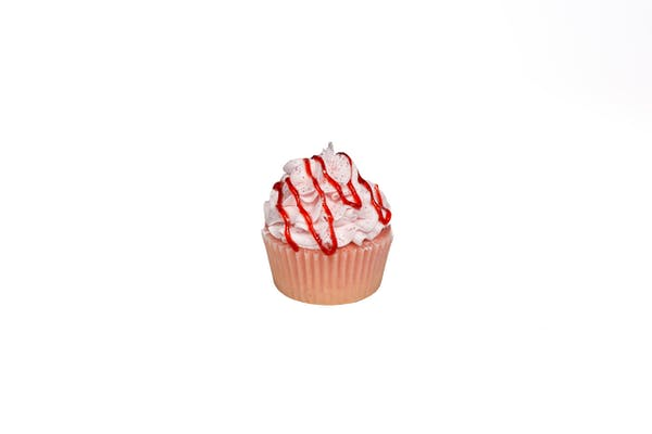 Strawberry Delight Cupcake