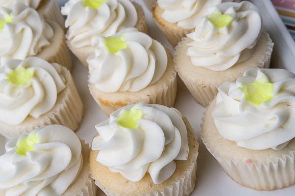 Lemon Drop Cupcake (Seasonal)