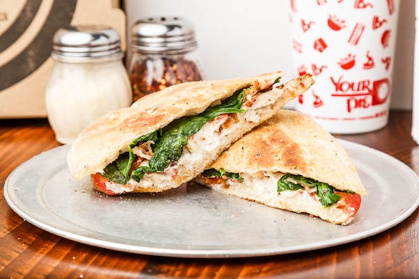 Chicken Bacon Club Panini
