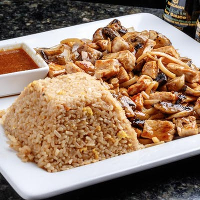 Teriyaki Chicken Lunch Special