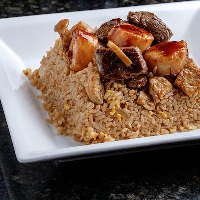BYO Fried Rice