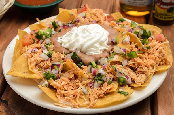 32A. Monterey Nachos (Shredded Cheese)