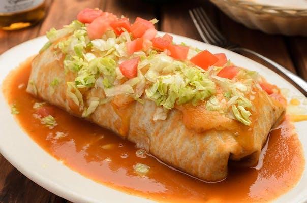 16. Burrito El Rey
