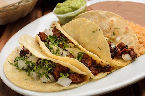 18. Tacos Zacatecanos
