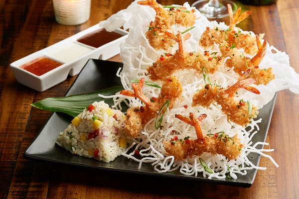 Coconut Crunchy Shrimp