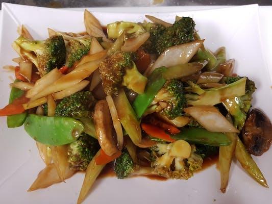 V4. Vegetable Delights