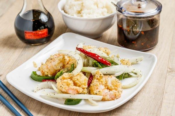 SF10. Salt & Pepper Shrimp