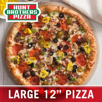 Build Your Own Hunt Brothers Pizza